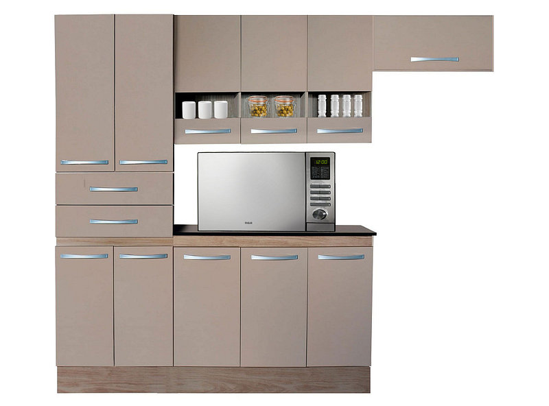 Kit cocina 11 puertas 2 cajones Julia Favatex - Easy.cl