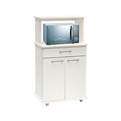 Organizador Bath60 + mueble microondas Kitchen60 TuHome - Easy.cl