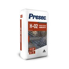 Presec - Mortero Hormigón 25 Kg  H20 Presec